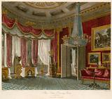 Rose Satin Drawing Room, Carlton House, London