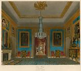 Ante Room, Carlton House, London, looking north