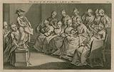 The trial of M D'Eon by a jury of matrons