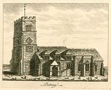 Putney Church, London