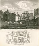 Queen Elizabeth's Free Grammar School in Tooley Street, St Olave, Southwark, London