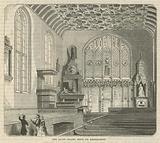 The Savoy Chapel since its restoration