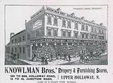 Advertisement for Knowlman Bros