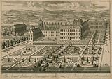 The Royal Palace of Kensington, London