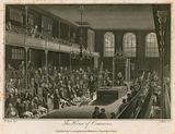 THe House of Commons, destroyed by fire, 16 October 1834