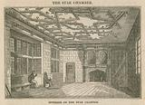 Interior of the Star Chamber, Westminster