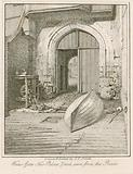 Water Gate, New Palace Yard, Westminster Palace