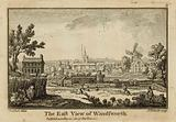 The east view of Wandsworth