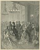 An evening's entertainment at Mansion House, London