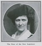 Lady Nancy Astor: The face of the new legislator