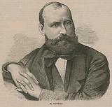 Portrait of Charles-Francois Gounod
