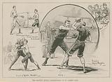 The amatuer boxing championships