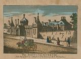 Street scene and the British Museum