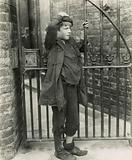 Child poverty, London