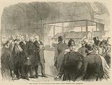 Earl Russell at the opening of the North London Working Men's Exhibition