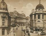 General view of Aldwych
