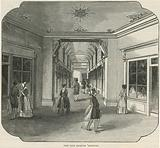 Interior of the new Exeter 'Change