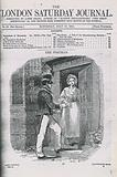Cover of the London Saturday Journal