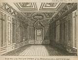 Interior of Palace Court of the Marshalsea Prison