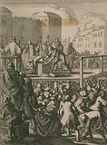 Execution of the Duke of Monmouth, 15 July 1685