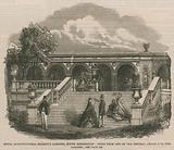 Royal Horticultural Society's gardens, South Kensington