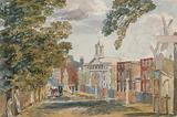 Palace Court, New Kensington Gardens, London