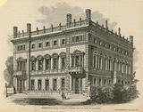 Bridgewater House, recently erected for the Earl of Ellesmere