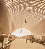 St Pancras Station, London