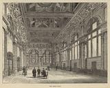 New buildings of the City of London School: The Great Hall