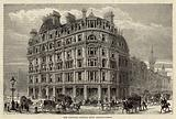 The National Liberal Club, Charing Cross, London