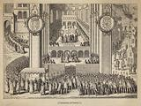 The Coronation of King James I