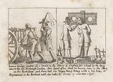 James Nailor, Quaker, sat two hours on the pillory at Westminster