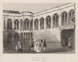 Crosby Hall, Bishopsgate Street, London