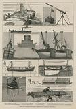 Naval and Submarine Engineering Exhibition at Islington