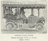 Steam Carriage of Mr J Scotte