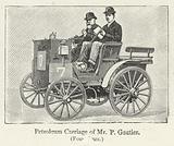 Petroleum Carriage of Mr P Gautier