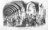 The Fancy Fair in the Thames Tunnel