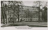 The United States Embassy, Grosvenor Square, London