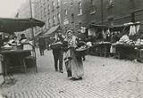 Street market, London