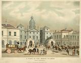 A View of the Horse Guards, from Whitehall