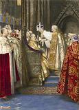 Coronation of King Edward VII and Queen Alexandra, 1904