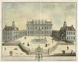 Buckingham House in St James's Park, London