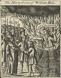 The martyrdom of William Hale