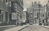 Bow Public Baths and Library, Roman Road, London