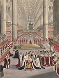 Coronation of Queen Victoria