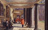The Colonnade, Royal Hospital Chelsea