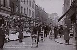 London Workpeople's Street Market, Whitecross Street, London, EC