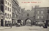 St John's Gate, Clerkenwell, E C