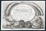Saubry & Co, fashionable fur manufacturers, trade card
