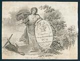 Shakespeare Library, trade card